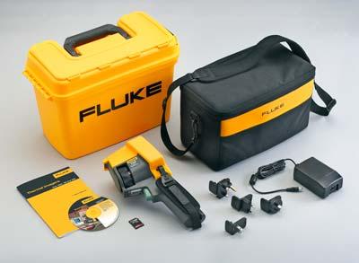 Тепловизор Fluke Ti10, Ti25 комплект поставки