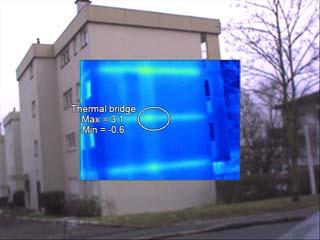 Режим наложения фото и термограммы Fluke Ti32 (TiR32)