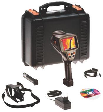 тепловизор Testo 882 комплект поставки
